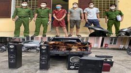 Thanh Hóa: Triệt phá ổ nhóm chuyên trộm cắp tại cơ quan, công sở