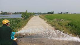 Thừa Thiên Huế: Thiếu nước sản xuất do nắng nóng kéo dài