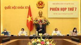 Thái Nguyên:  Có 7 ứng cử viên trúng cử đại biểu Quốc hội khóa XV