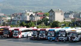 Hoạt động trở lại tuyến vận tải hành khách từ Lai Châu đi Hà Nội và ngược lại