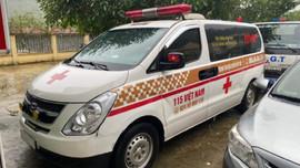 Tạm giữ xe cứu thương chở hơn 10 người từ Bắc Ninh về Sơn La