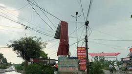 Thái Bình: Tập trung khắc phục hậu quả từ cơn bão số 2