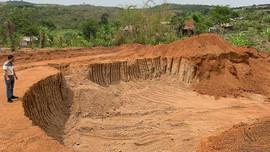 Gia Lai: Xử phạt Công ty Thành Trung 146 triệu đồng vì khai thác đất trái phép