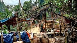 Thừa Thiên Huế: Xới tung rừng phòng hộ để khai thác vàng trái phép
