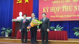 Ông Phan Việt Cường tái cử Chủ tịch HĐND tỉnh Quảng Nam