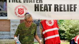 Mỹ: Nắng nóng kỷ lục, cảnh báo cháy rừng và hạn hán kéo dài