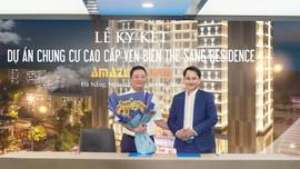 Công bố dự án căn hộ biển The Sang Residence, VNSC đánh dấu bước ngoặt mới