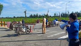 Lộc Hà- Hà Tĩnh: Xử phạt 35 triệu đồng với 7 trường hợp rời khỏi khu vực cách ly