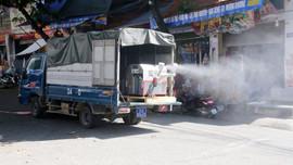 Lào Cai: Đưa Bệnh nhân nhiễm Covid-19 về Bệnh viện Nhiệt đới Trung ương điều trị