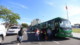 Từ 0h ngày 20/6, Quảng Ngãi tạm dừng hoạt động vận tải hành khách tuyến Đà Nẵng và ngược lại