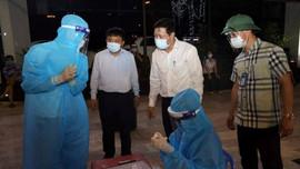 Nghệ An: Phát hiện 8 trường hợp dương tính với SARS-CoV-2 qua test nhanh