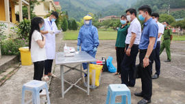 Lào Cai: 2 trường hợp nghi nhiễm Covid-19 có kết quả âm tính