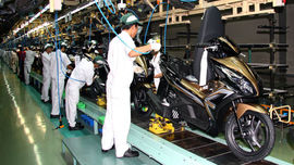 Đầu tư nước ngoài đạt hơn 15 tỷ USD trong 6 tháng đầu năm