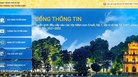 Hà Nội sẽ thử nghiệm đăng ký tuyển sinh đầu cấp trực tuyến