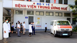 Thừa Thiên Huế sẵn sàng điều động các y, bác sĩ hỗ trợ TPHCM phòng, chống dịch COVID - 19