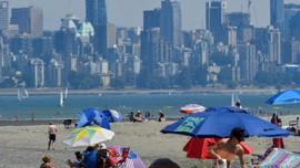 Hơn 100 người ở Canada đột tử do nắng nóng
