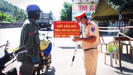 """Quảng Ngãi: Áp dụng phòng dịch Covid-19 ở mức """"nguy cơ rất cao"""" tại 2 xã, phường"""