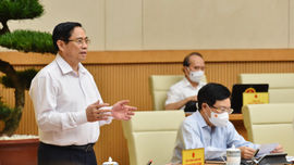 Thủ tướng Phạm Minh Chính chủ trì phiên họp Chính phủ thường kỳ tháng 6