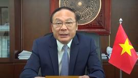 """Thông điệp của Việt Nam tại Hội nghị """"Đối thoại về Nước vì kết quả của sáng kiến Bonn 2021"""""""
