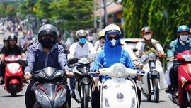 Thời tiết ngày 3/7: Hà Nội tiếp tục nắng nóng gay gắt