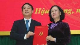 Bộ Chính trị điều động, chỉ định 3 tân Bí thư Tỉnh ủy