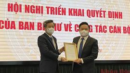 Ông Phan Văn Hùng giữ chức Phó Tổng Biên tập Báo Nhân Dân