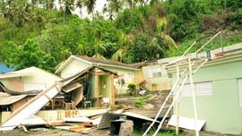 Cuba sơ tán 180.000 người do bão Elsa đổ bộ