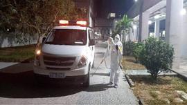 Quảng Bình: Một trường hợp nhập cảnh dương tính với SARS-CoV-2