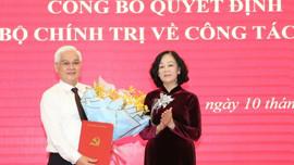 Bộ Chính trị điều động, chỉ định ông Nguyễn Văn Lợi giữ chức Bí thư Tỉnh uỷ Bình Dương