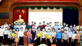 Hà Nam: Chi viện 40 cán bộ y tế vào TP. Hồ Chí Minh hỗ trợ chống dịch Covid-19