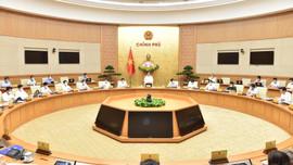 Nghị quyết phiên họp Chính phủ thường kỳ tháng 6 năm 2021 và Hội nghị trực tuyến Chính phủ với địa phương