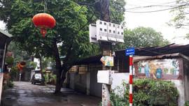 """""""Hô biến"""" dự án đang triển khai thành dự án mới: Quyết định khó hiểu của quận Long Biên?"""