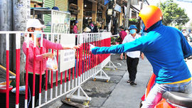 Ninh Thuận thực hiện giãn cách xã hội toàn tỉnh