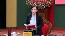 Lãnh đạo tỉnh Thái Nguyên làm việc với Công ty Cổ phần Tập đoàn BRG