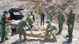 Quảng Ninh di dời, hủy nổ an toàn quả bom nặng 230kg