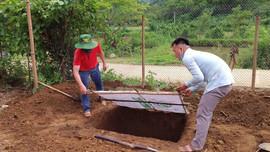 Sơn La: Tỷ lệ thu gom chất thải rắn nông thôn đạt 77,5%