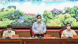 Quyết tâm bảo vệ Thủ đô không để dịch diễn biến xấu