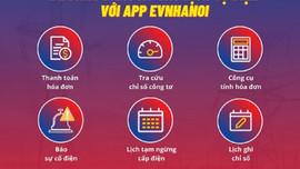 Khách hàng đánh giá cao các dịch vụ trực tuyến của EVNHANOI