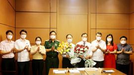Bí thư Tỉnh ủy Hà Tĩnh làm Trưởng đoàn Đại biểu Quốc hội tỉnh