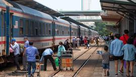 Hà Tĩnh lên phương án thuê tàu hỏa đón công dân về từ TP Hồ Chí Minh