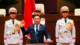 Ông Vương Đình Huệ tái đắc cử Chủ tịch Quốc hội