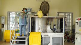 Thanh Hóa: Tăng cường biện pháp xử lý chất thải y tế phát sinh do dịch COVID-19