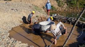 Đồng bào dân tộc thiểu số được hỗ trợ bao nhiêu tiền để tạo nguồn nước sinh hoạt?
