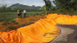 Mai Sơn (Sơn La): Xử phạt 64 vụ vi phạm lĩnh vực môi trường giai đoạn 2017-2020