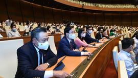 Quốc hội thông qua cơ cấu Chính phủ nhiệm kỳ 2021 - 2026