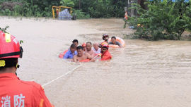 Bão lụt nằm trong 10 thảm họa có sức hủy diệt lớn nhất