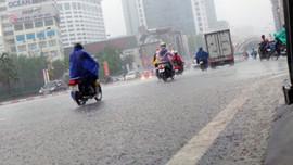 Thời tiết ngày 24/7: Nhiều nơi có mưa rất to