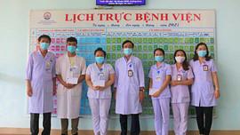 Quảng Trị: 35 cán bộ, nhân viên y tế lên đường hỗ trợ tỉnh Bình Dương chống dịch