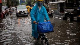 Mưa lũ lớn ở Philippines, hơn 14.000 người phải sơ tán