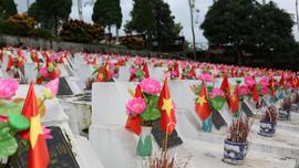 Kỷ niệm 74 năm ngày Thương binh liệt sĩ:Vị Xuyên - nơi hiển linh những anh hùng bất tử